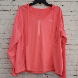 NOLA Activewear Pink Pullover